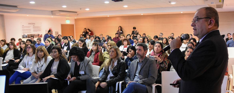 Comenzó la Jornada sobre Inmunodeficiencias  Primarias en Hemoderivados