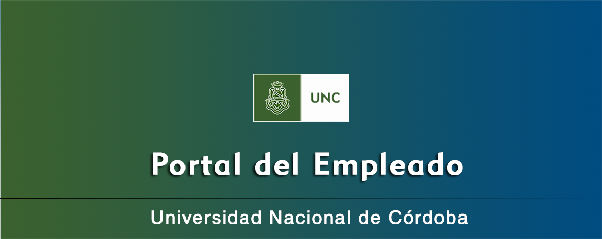 Banner del portal del empleado