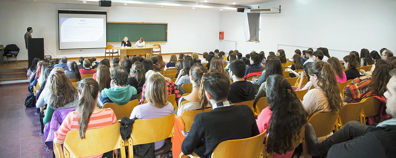 Aula Auditorio psicología