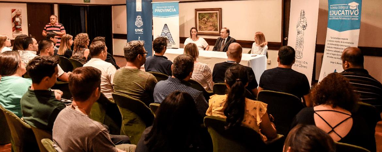 Curso UNC Sindicato Petroleros Campus Virtual