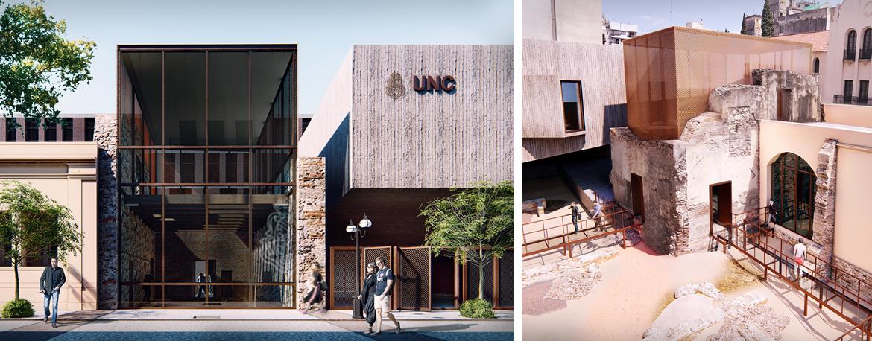 Centro Cultural y de Interpretación UNC