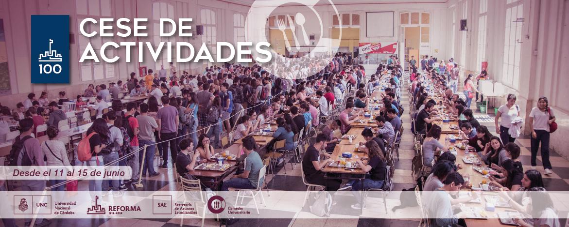 Universidad nacional de c rdoba campus virtual for Comedor universitario unc