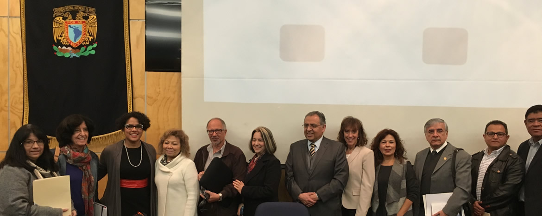 Conferencia UNAM 2018