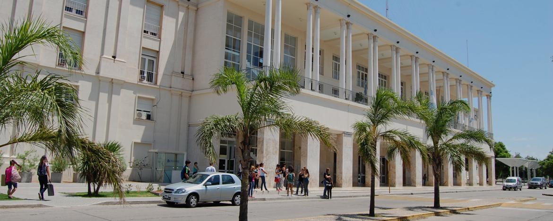 UNC Pabellón Argentina Building