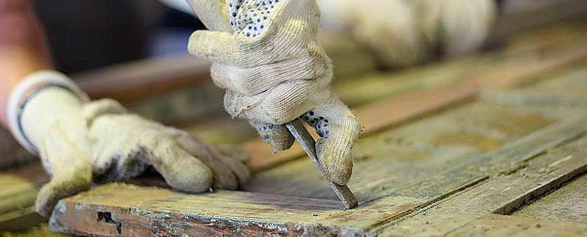 manos trabajando