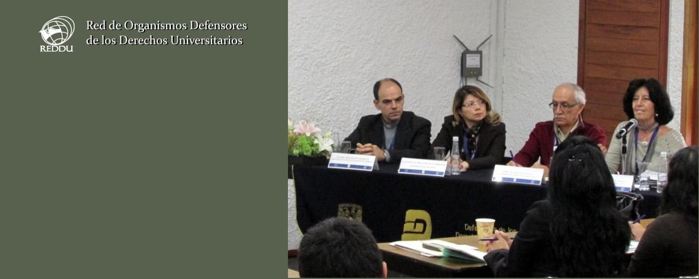 XII Asamblea Ordinaria y IX extraordinaria de la Red de Defensores Universitarios (REDDU)